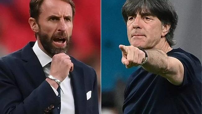 England face Germany in Euro 2020 blockbuster after France make shock exit