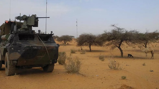Car bomb targets France's Barkhane force in Mali, several soldiers injured