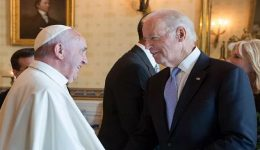 For flying homosexual flag at the US embassy at the Vatican: Pope Francis refused Biden's June 15 Meeting, Morning Mass No Longer on the Agenda