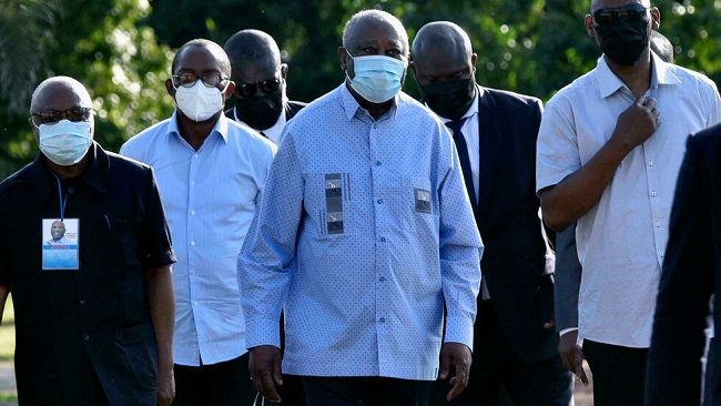Ivory Coast ex-leader Gbagbo deems ICC biased and 'not serious'