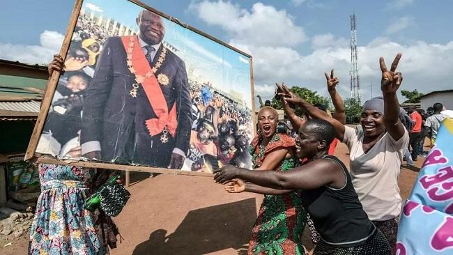 Ivory Coast in talks over Gbagbo return