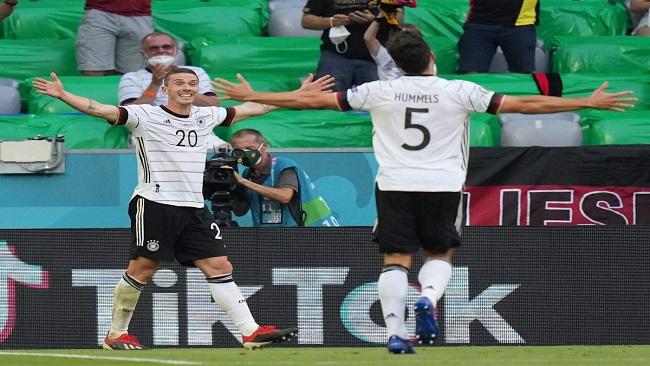 Football: Germany stun holders Portugal to resurrect Euro 2021 hopes for glory