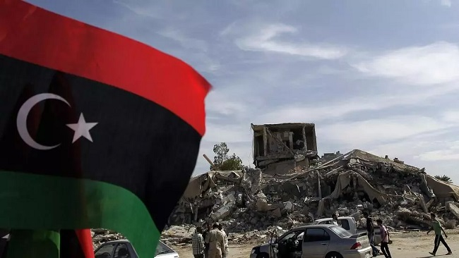 World powers launch new push for peace in Libya