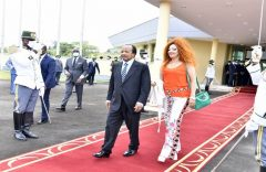 Biya Goes Back Home