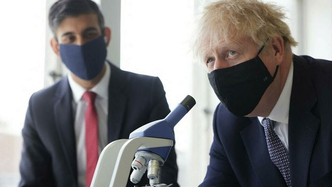 As England prepares to lift Covid-19 restrictions, Boris Johnson goes into self-isolation