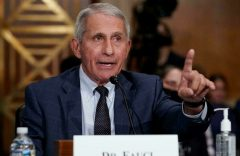 Fauci says US going in 'wrong direction' on Covid-19