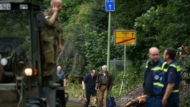 93 dead, hundreds missing in huge floods in Germany and Belgium