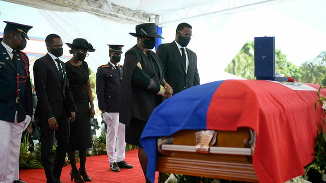 Haiti arrests security coordinator for assassinated President Moïse