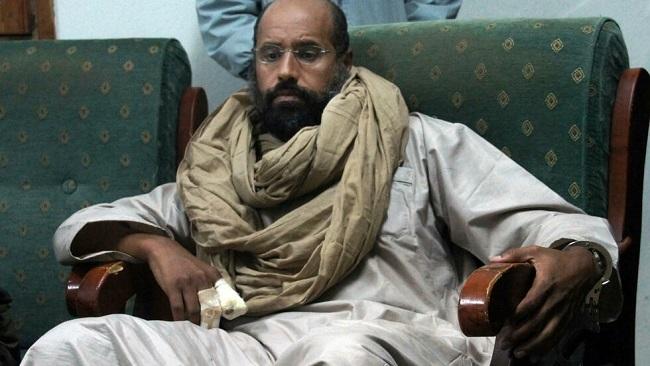 Libya: Muammar Gaddafi's son suggests he may run for president