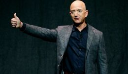 World's wealthiest man Jeff Bezos ready to ride his own rocket to space