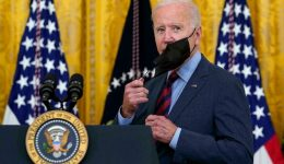 Biden says United States would defend Taiwan against China