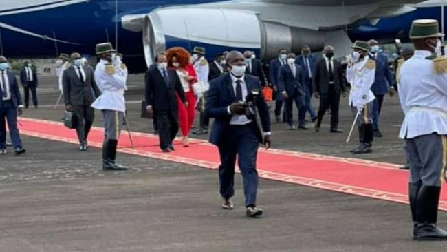Biya goes home as Macron mounts pressure!