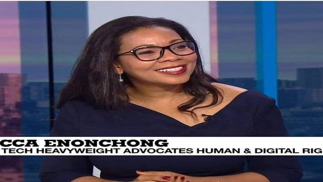 Douala: Rebecca Enonchong is freed