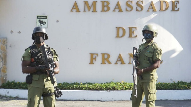 Tanzania: Four killed, six injured in attack near French Embassy