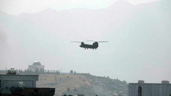 Taliban enter outskirts of Kabul as US evacuates embassy