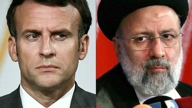 France and the new Iran: Raisi tells Macron nuclear talks must guarantee Tehran's 'rights'