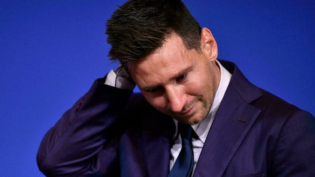 Football: Why Barcelona had to let Messi go