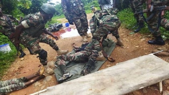 Amba fighters ambush Cameroon military convoy in Mundemba, 2 soldiers dead: security sources