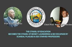 Buea University Sex Scandal: The Augean Stable is messy!