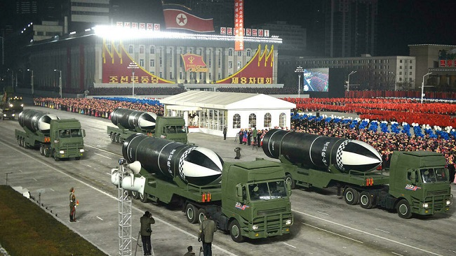 North Korea says 'successfully' test-fired new long-range missile
