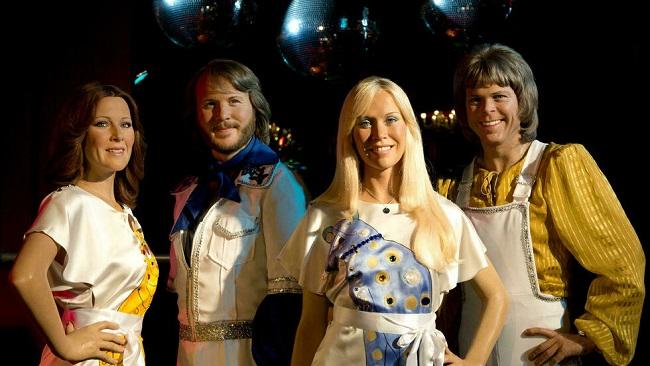 Money, money, money: ABBA return to UK singles chart
