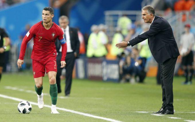 Football: Carlos Queiroz unveiled as Egypt's football team head coach