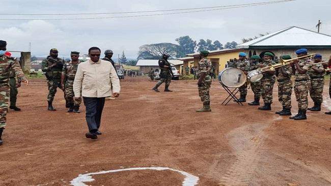 Southern Cameroons Crisis: Beti Assomo in Bamenda