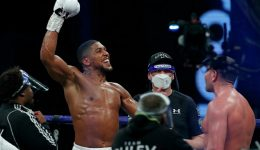 Boxing: Joshua faces 'toughest-ever fight' against Usyk