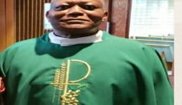 Father Etienne Khumba: A Man full of Faith and the Holy Spirit Transitions to Eternal Glory