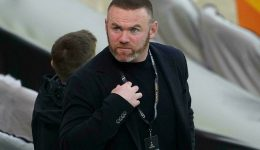 Football: Rooney pledges to stay with troubled Derby