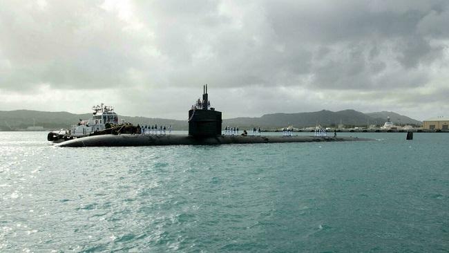 Submarine row:  France recalls ambassadors to Australia, US