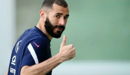 Football: Real Madrid's Benzema still dreaming of Balon d'Or