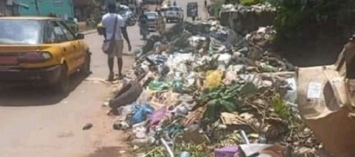 74 days to AFCON: Yaoundé is crumbling under the weight of 4000 tons of abandoned waste