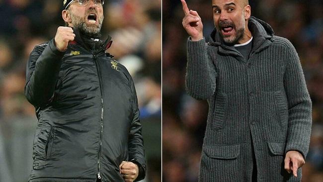 Liverpool, Man City battle for Premier League supremacy