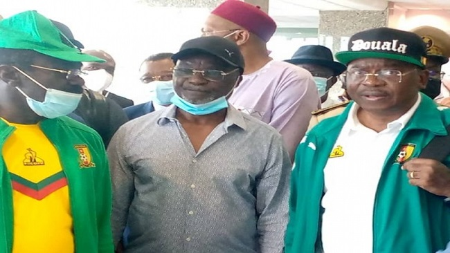Cameroon football legends inspect infrastructure ahead of AFCON