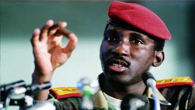 Burkina to open trial of alleged killers of Thomas Sankara